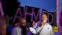 Ahmed Mohamed Dips from Islamophobic Texas High School