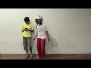 Super7 dan Kak Hamdi - Harlem Shake Dance