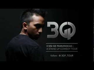 [OFFICIAL TRAILER] #3GPtour by Ge Pamungkas!