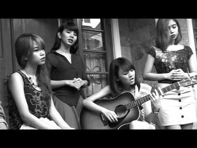 S.O.S - SLANK Ku Tak Bisa (cover version) | Beautiful Sexy Girl band