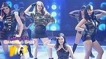 "GGV: Star Magic Angels dance to ""Salute"""