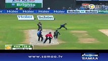 Difference between Afridi and Misbah