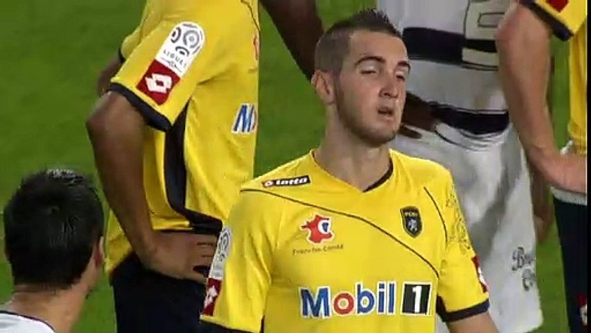 21/09/11 : Youssouf Hadji (69' p.) : Sochaux - Rennes (2-6)
