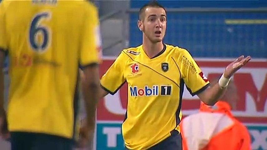 21/09/11 : Victor Hugo Montaño (22') p. : Sochaux - Rennes (2-6)