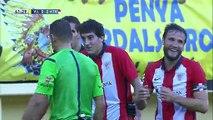 Liga : Villarreal 3-0 Athletic Bilbao