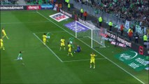 ASSE 2-0 FC Nantes: le résumé