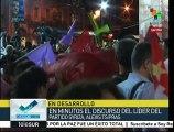 Priva ambiente festivo en Atenas tras anuncio del triunfo de Syriza