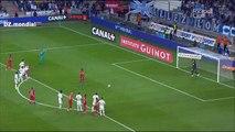 les buts du matche O Marseille 1 - 1 O Lyonnais