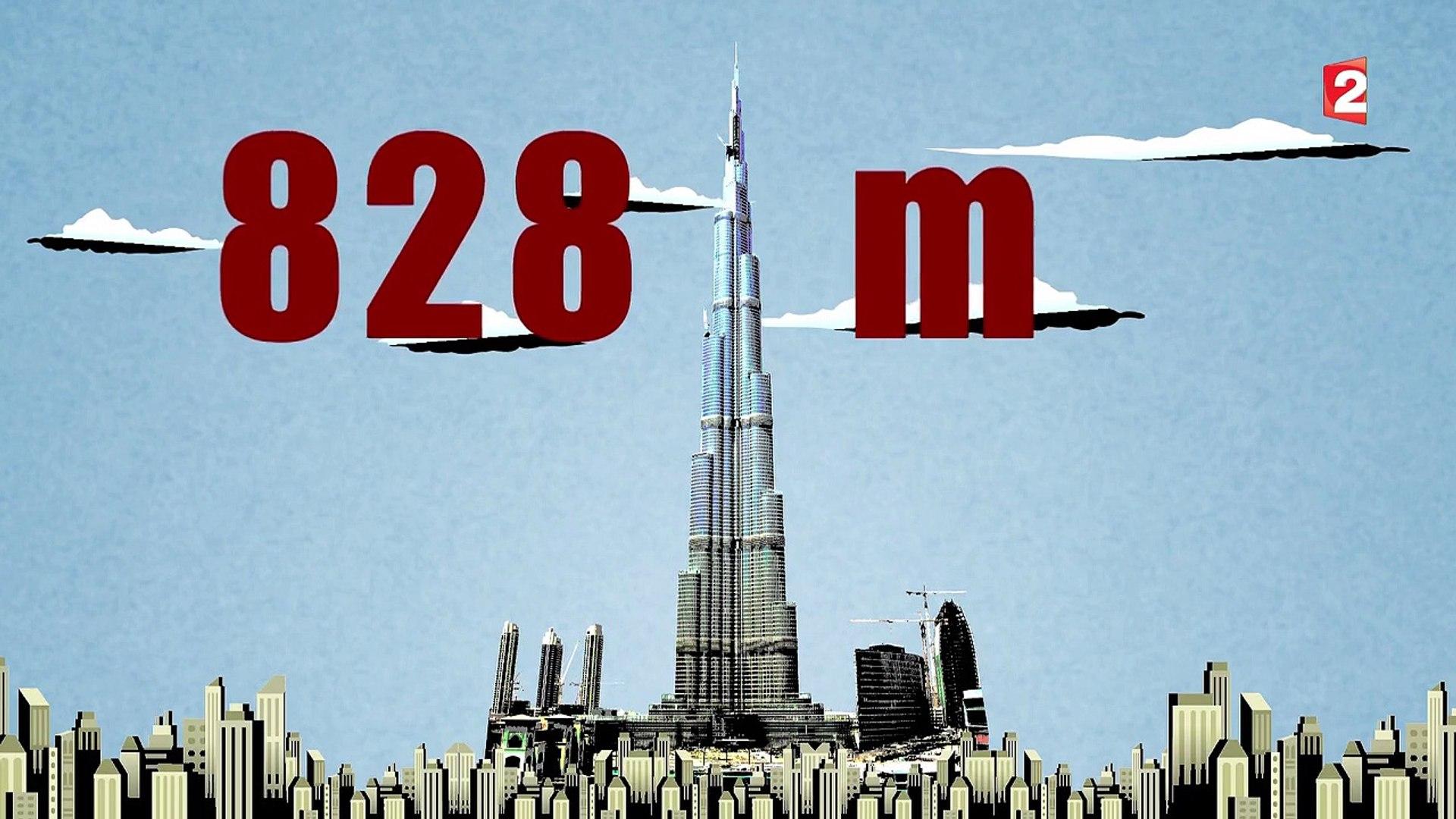 Tour du monde des plus hautes tours