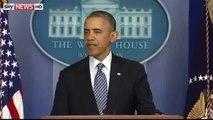 President Barack Obama Announces Veterans Affairs Secretary Shinseki Resigns