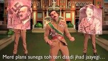Osama Bin Laden vs Saddam Hussein Rap Battle Full Hd