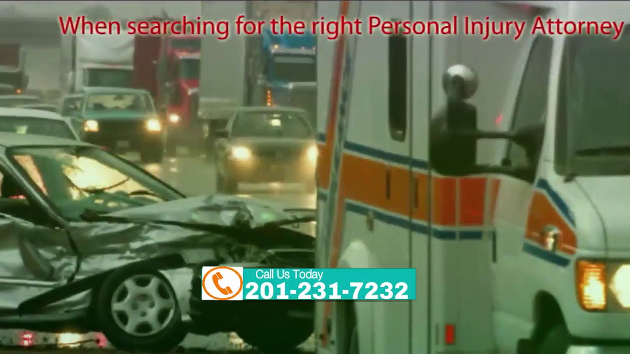 car accident injury lawyer Hoboken 201-231-7232    Accident Lawyers New Jersey  Personal Injury Lawyers
