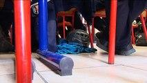 Peloton de Gendarmerie de Haute Montagne: l'épreuve des géants