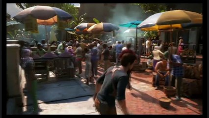 Uncharted 4 dubbed Live in Japanese de Uncharted 4 : A Thief's End