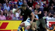 Rugby -Sonny Bill Williams INDIVIDUAL PERFORMANCE vs ARGENTINA