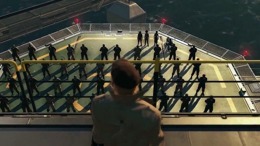 Metal Gear Solid V - The Phantom Pain - Hidden Cutscene Nuclear Disarmament