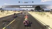 Comment gagner une course de moto à tous les coups sur GTA V ?