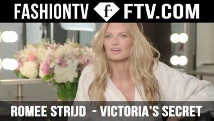 How Romee Strijd Got Discovered for Victoria's Secret! | FTV.com