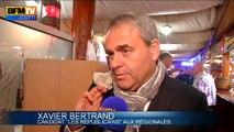 Régionales: Marine Le Pen en tête des sondages, ses adversaires se mobilisent