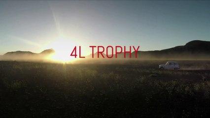 Cine de presentación - Raid 4L Trophy 2016 (spanish)