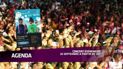 Teaser - Vivendi Festival Conakry le 26 septembre 2015