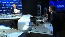 """François Fillon évoque dans un lapsus un """"ressentiment personnel"""" contre Nicolas Sarkozy"""