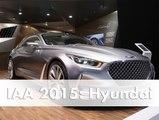 IAA 2015 Hyundai: World Premiere: Vision G , Hyundai i20 Active & Hyundai Concept N plus i20 WTC