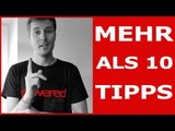SPORT MOTIVATION ► meine Tipps + Tricks - TOP 11