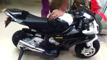 BMW New Brand Battery Operated ride on bike