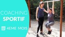 6 MOIS POUR MINCIR – Coaching sportif 4ème mois