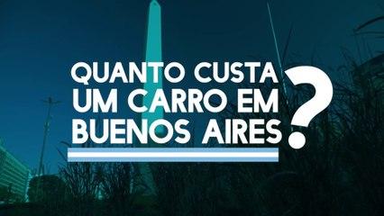 Quanto custa um carro em Buenos Aires- - WebMotors