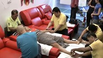 DIY Taiwanese Body Massage (6) Better Blood Circulation and Relaxing Treatment of Body Ailments