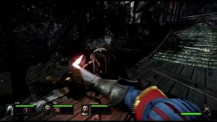 Le Chasseur de sorcières de Warhammer : The End Times - Vermintide