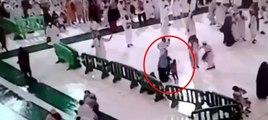 Herkes Mekke'de annesini kurtaran bu çocuğun akıbetini merak ediyor
