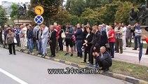 PROTEST SOBRANIE ZAKON ZA AMNESTIJA 21 09