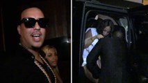 French Montana and Sanaa Lathan -- Clear Signs of Movin' On