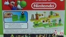 Super Mario Bros U Layer Cake Desert Deluxe Pack Nintendo - Juguetes de Mario Bros