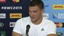 Rugby - CM - Bleus : Grosso «Pas encore de pression»