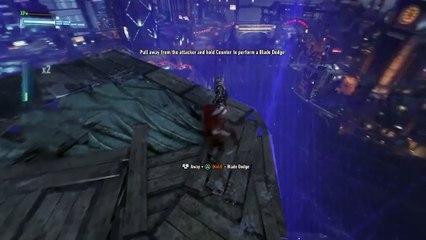 Batman Arkham Knight : Play The Game
