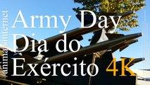 Portuguese Army Day 2015 / Dia do Exército Português 2015 - Vila Real / 4k. UHD. 2160p