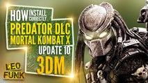MORTAL KOMBAT X | Predator dlc 1/2 | #4
