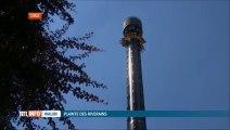 Walibi Belgium, les riverains s'inquiètent de la construction du Power Splash
