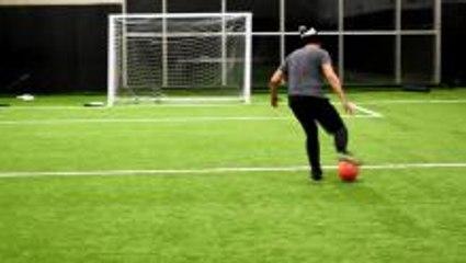 Brutal Penalty Kicks Against Aman!