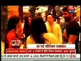 Pragya ke ghar waapis aane Par Abhi ne Ghar pe Rakhi Party - 21 september 2015 - Kumkum Bhagya