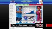 Tennis Express Nike 30 Sec Commercial | Rafael Nadal and Serena Williams