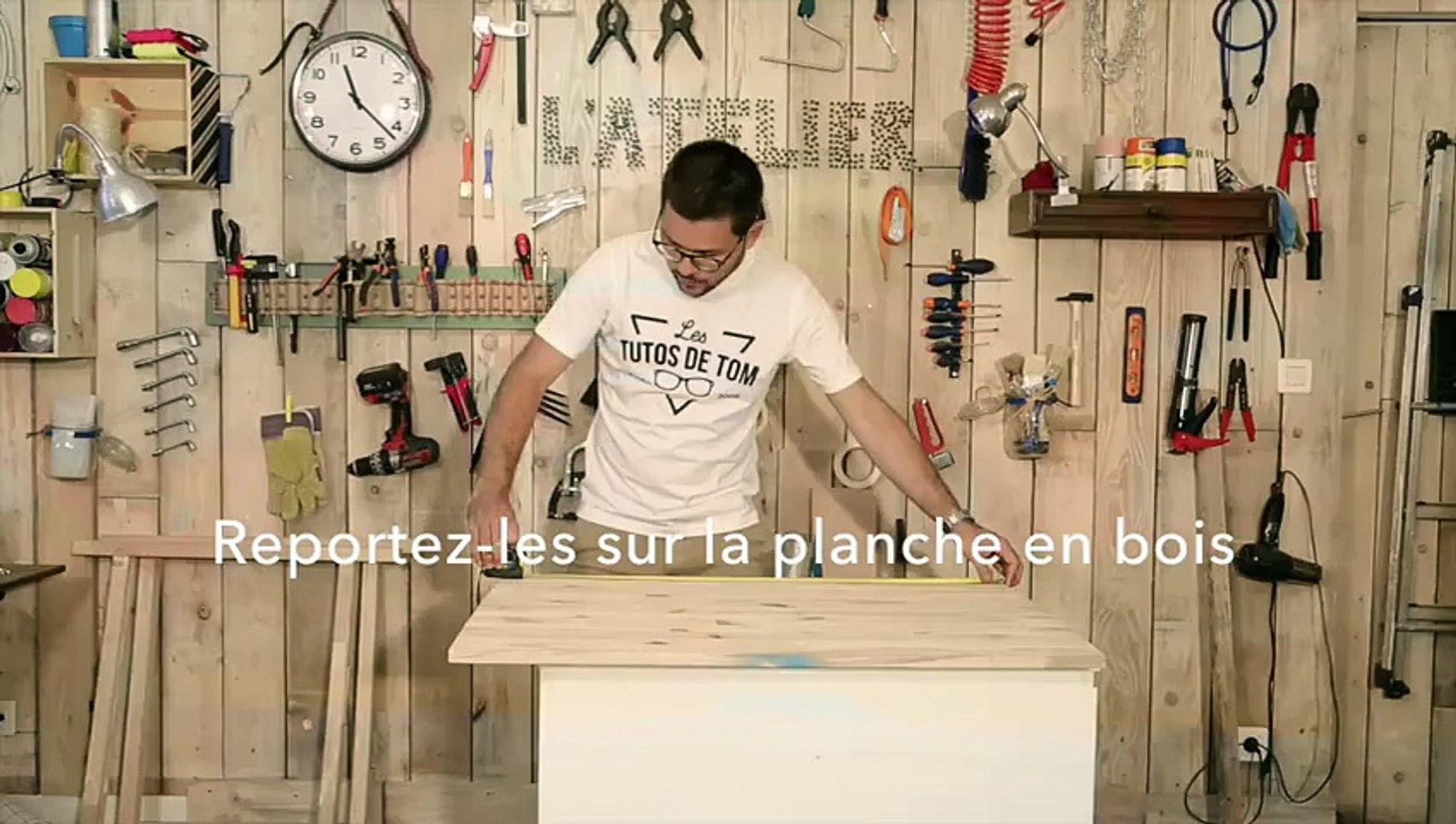 DIY : Customiser une commode MALM en table à langer