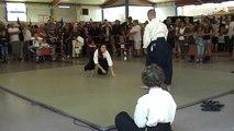 Forum des associations 2015, Aikido ados (2e partie)