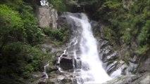 Shower Climbing at Mrokubo sawa and Nametana sawa  in Western Tanzawa