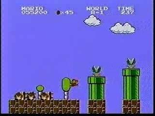 Super Mario Bros en 5 minutes