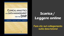 Download eBook # Clinical Analytics and Data Management for the DNP